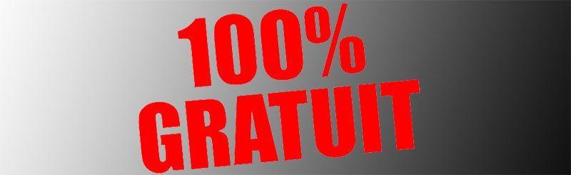 rencontre 100 pourcent gratuite