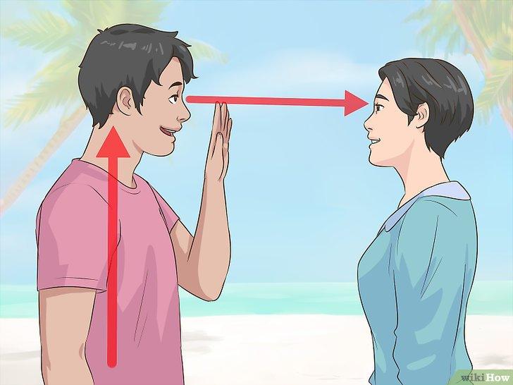 flirter avec une filles