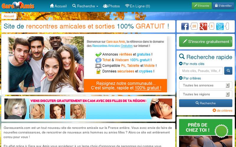Meilleur site de rencontre amical : top 5 pour trouver des amis en ligne