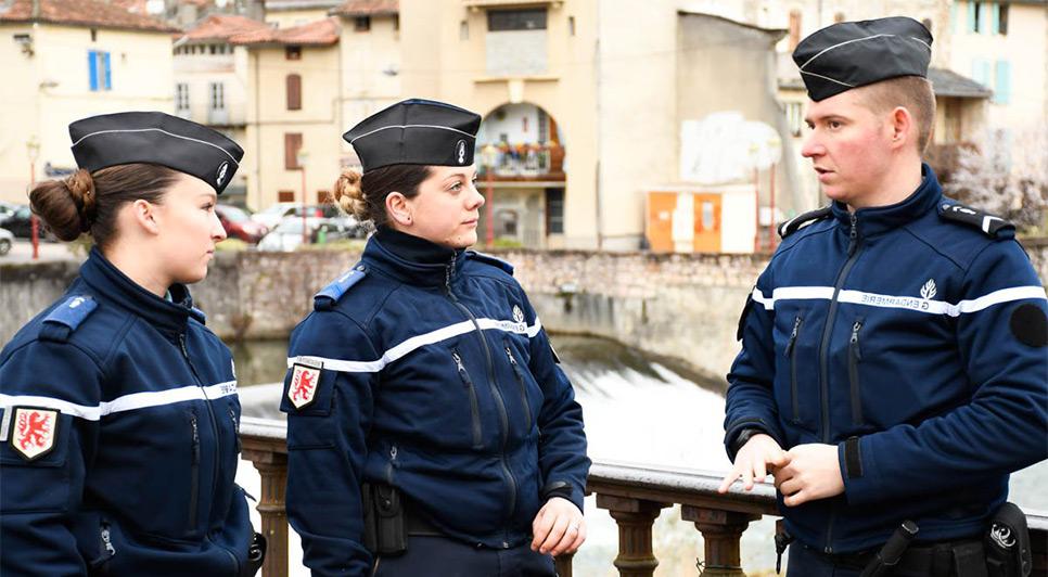 Rencontre celibataire policier
