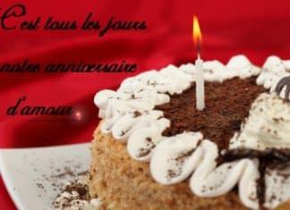 poeme anniversaire rencontre 3 ans