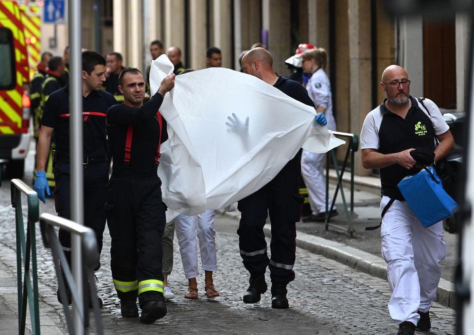 Colis piégé à Lyon : la chasse à l'homme se poursuit ce samedi