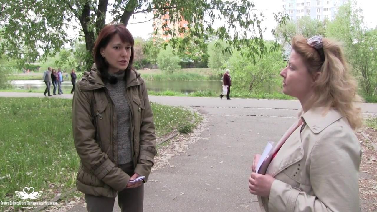 Rencontres jolies jeunes femmes à Kiev