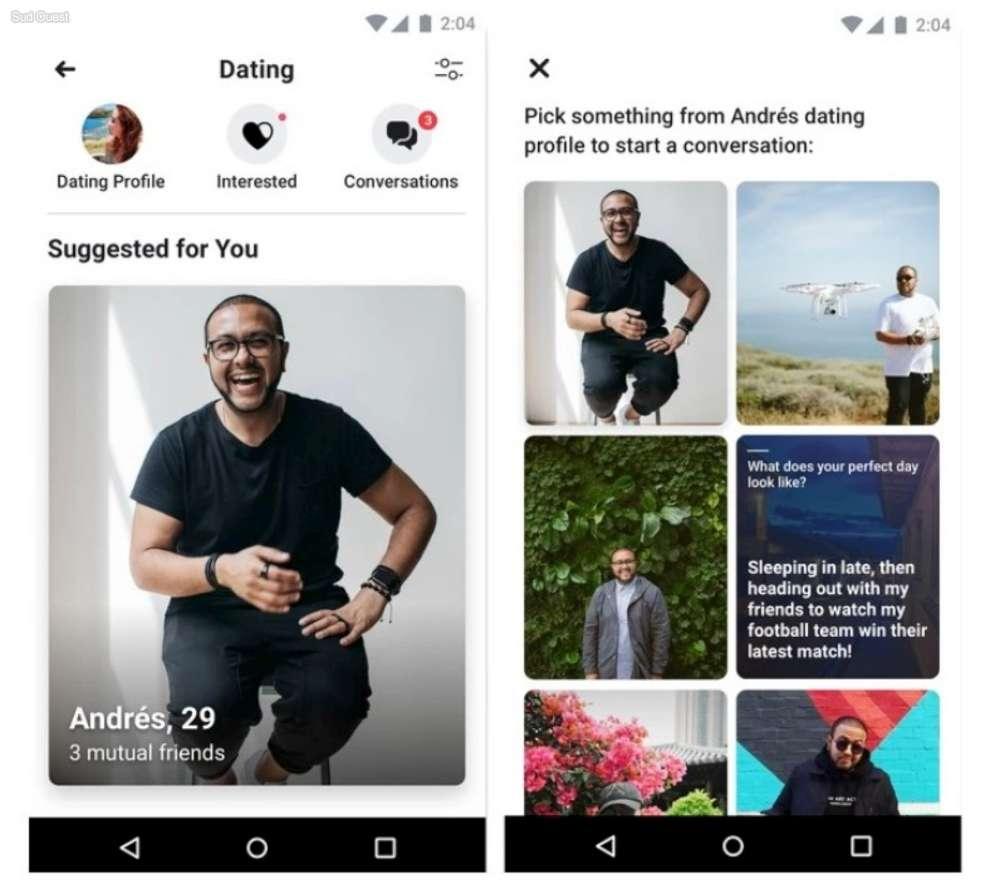 Voici comment fonctionnera Dating, le site de rencontres de Facebook