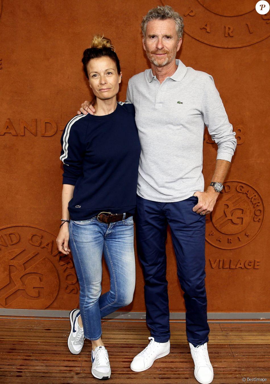 Denis Brogniart a rencontré sa femme… à Koh-Lanta!
