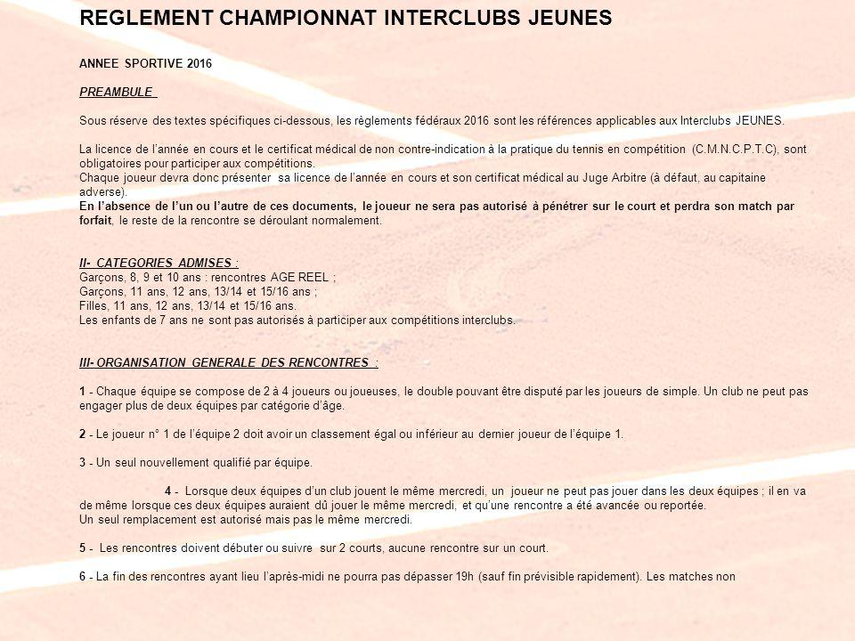 Arbitrage & Règlement – Echirolles Eybens Tennis de Table